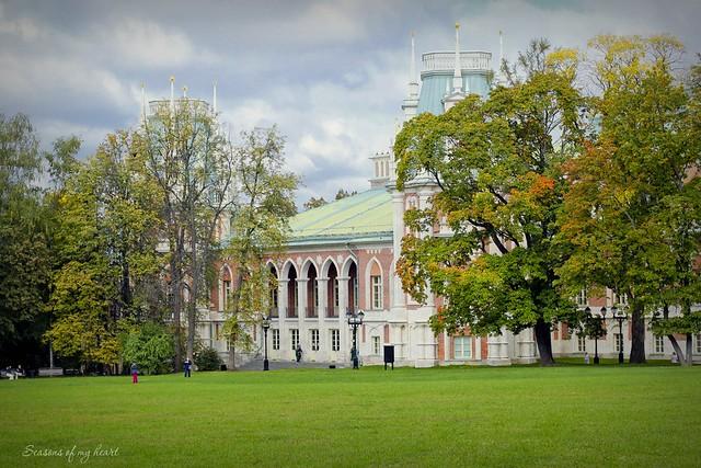 Царицыно. Осень 2011
