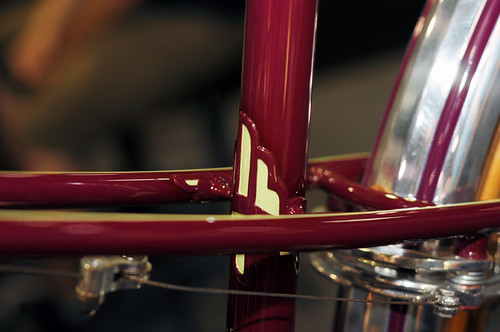 Bilenky Cycles Shelly Horton Mixte