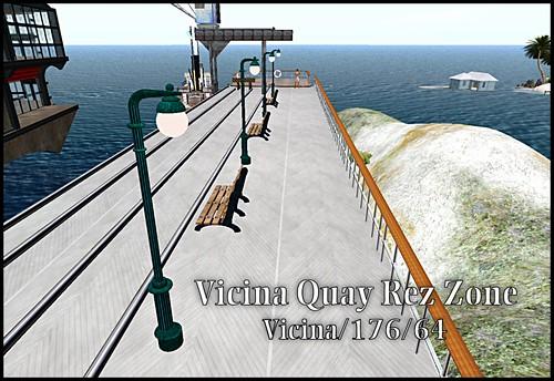 Photospot: Vicina Quay