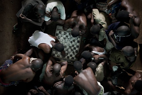 Juvenile in Prison. Freetown, Sierra Leona. August 2010 by eyemagazine