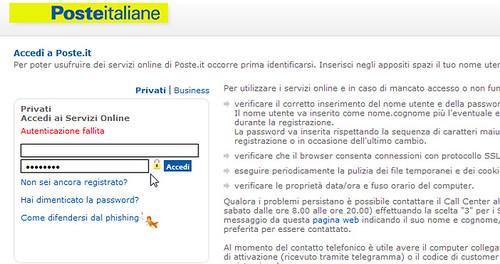 Poste Italiane Mai Post Ecosia