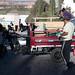 Mezzo di trasporto a 3 ruote in Humahuaca