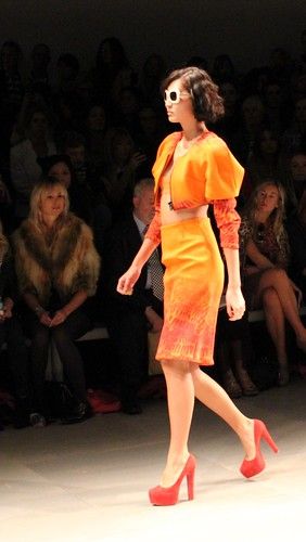 Mark Fast SS12 collection