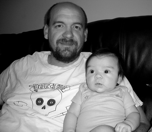Daddy and Izzy