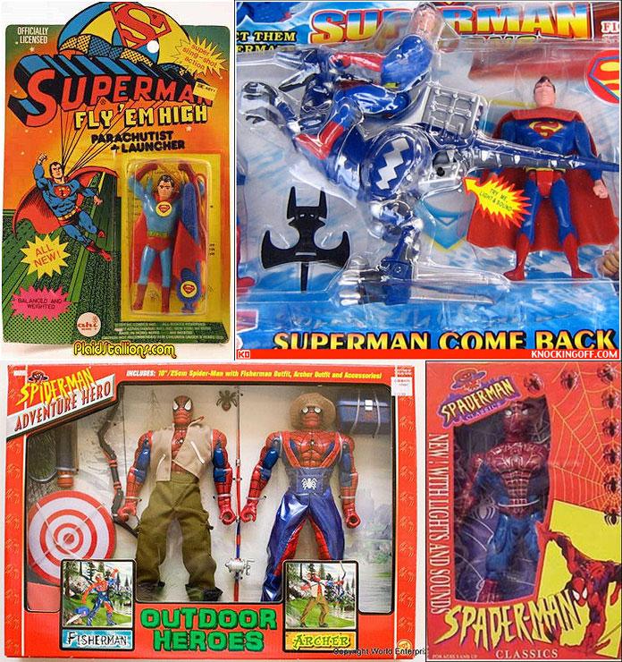 Bootleg Toys Cracked Bootlegged Toys Cracked 02