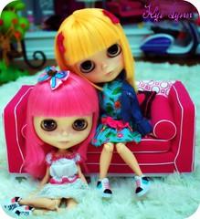 Lola Bella & Bubblegum