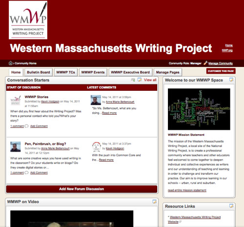 Connect WMWP Space