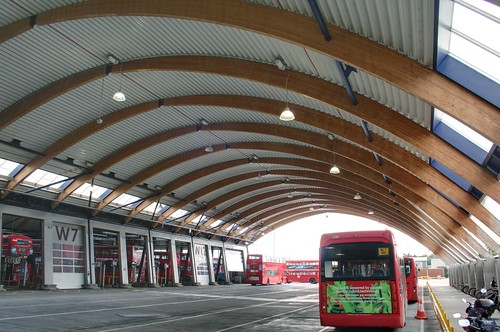 West Ham Bus Garage