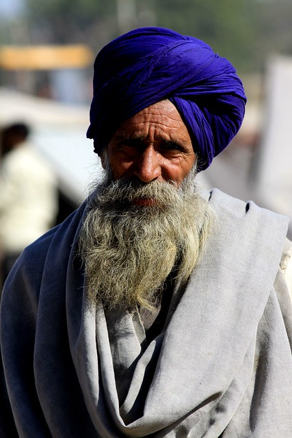 Farmer from Punjab