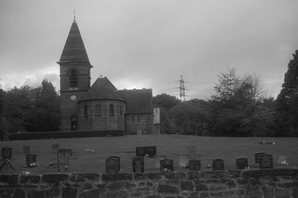 St Johns Church Lawley