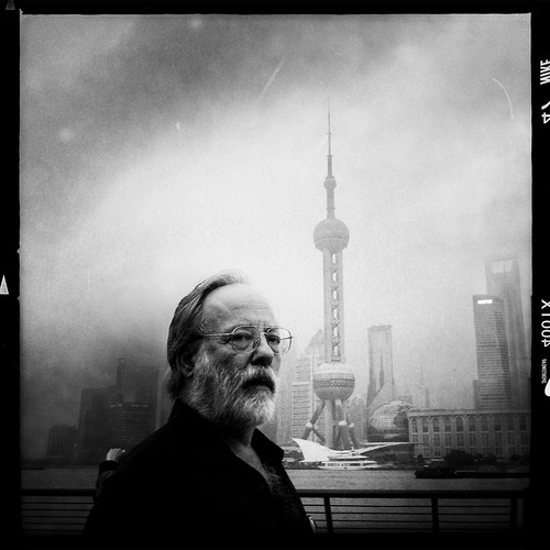 My Dad in Shanghai :: iPhone by Jonathan Kos-Read, on Flickr