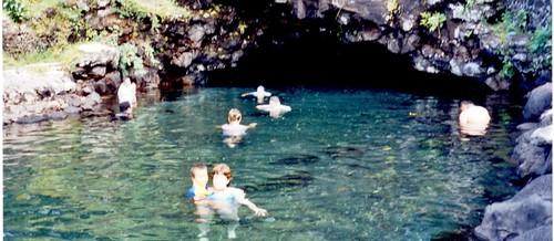 Samoa - Piula pools 3