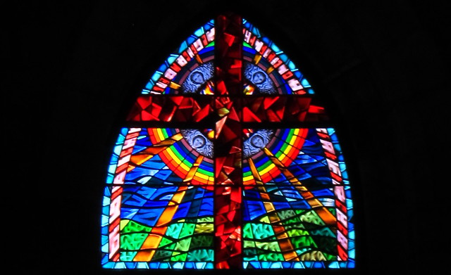 Stained Glass II