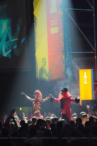 Festival Amnesia - Ibiza en ExpoCoruña. La Coruña 17 de Julio de 2011