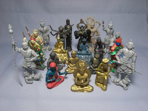 『和の心 仏像コレクション4』-12