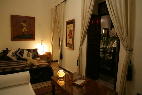 SOUAD ACCOMMODATION IN RIAD DAR NAJAT by Coolest Riads Morocco