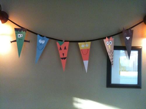 Halloween decorations 2011