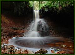 Zārtapu waterfall (Bargais) Tags: longexposure nature water stone waterfall stream natural dundaga slitere ūdenskritums zārtapu