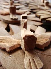 Divinos (fabriciabarcelos) Tags: artesanato divino ôsô