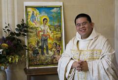 St Lawrence Ruiz icon