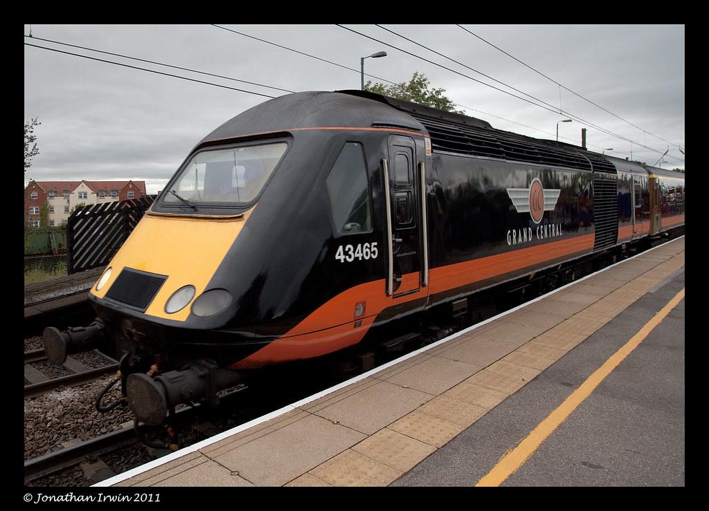Class 43 HST 43465-5413