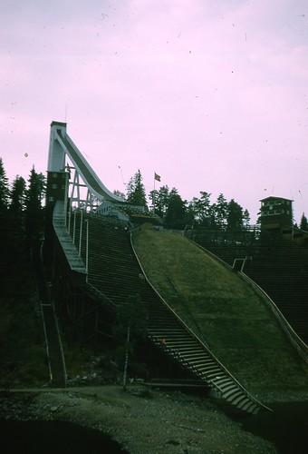 Homenkollan Ski Jump