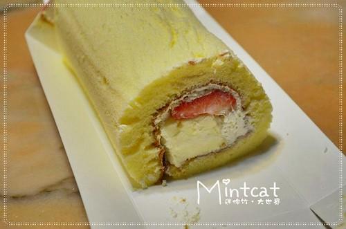 【暑假句點之宜蘭我來了!】宜蘭美食知名諾貝爾奶凍捲~草莓奶凍捲&芒果奶凍捲