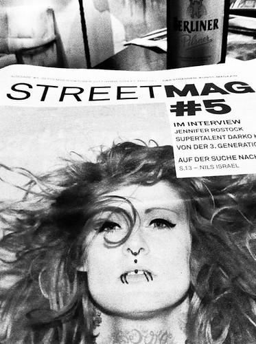 hemlösa ungdomars tidning
