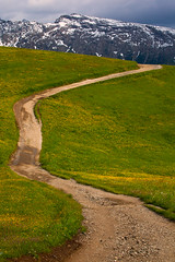 "Seiser Alm Path • <a style=""font-size:0.8em;"" href=""http://www.flickr.com/photos/55747300@N00/6173022993/"" target=""_blank"">View on Flickr</a>"
