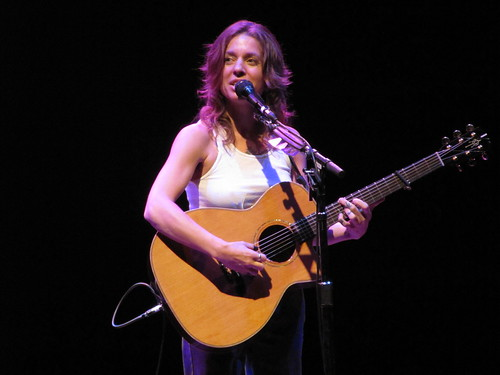 Ani Difranco at The Vic Theater, Chicago, 9/21/11