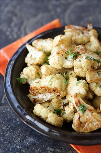 Roasted Cauliflower 4