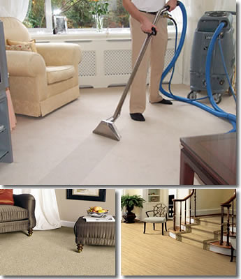 What should you do for Carpet Cleaning?