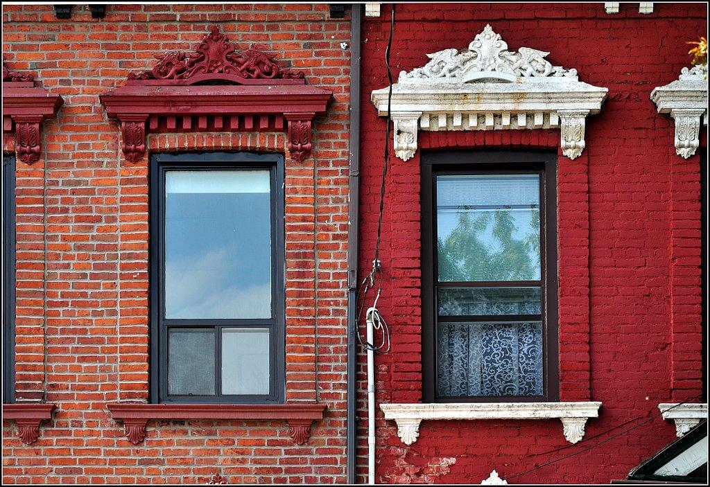 Row Housing Windows