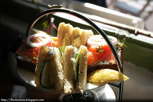 Greenwoods - Petit sandwiches