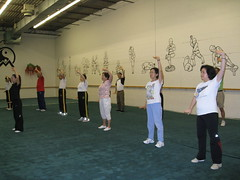 Qigong workshop 2011 (omeiwushu) Tags: china students martialarts staff health kungfu wushu taichi qigong