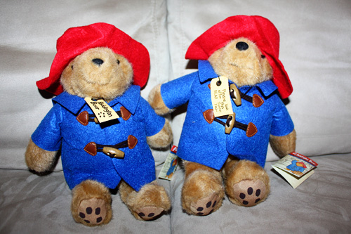 Paddington-Bears