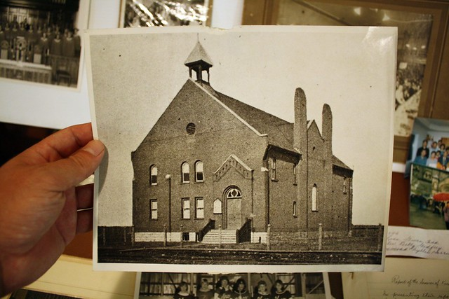 The original Knox United Church / Keith Hall