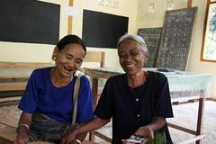 Tattooed ladies in the Chin state, Myanmar (sensaos) Tags: travel portrait people woman face tattoo lady asia state burma capital social tribal u myanmar tribe ethnic birma chin indigenous azie azië tattooed mrauku mrauk rakhaing