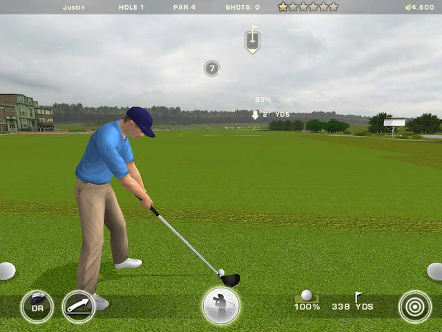 Tiger Woods Screenshot