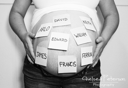 Maternity-picture-names