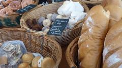 Baker at Edinburgh Market