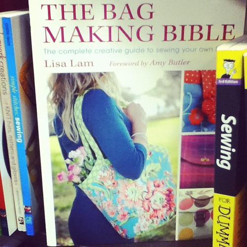 Look at that bag on the cover. Need I say more?