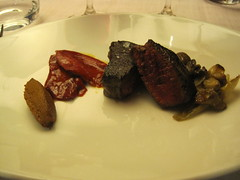 fillet steak with piquillos