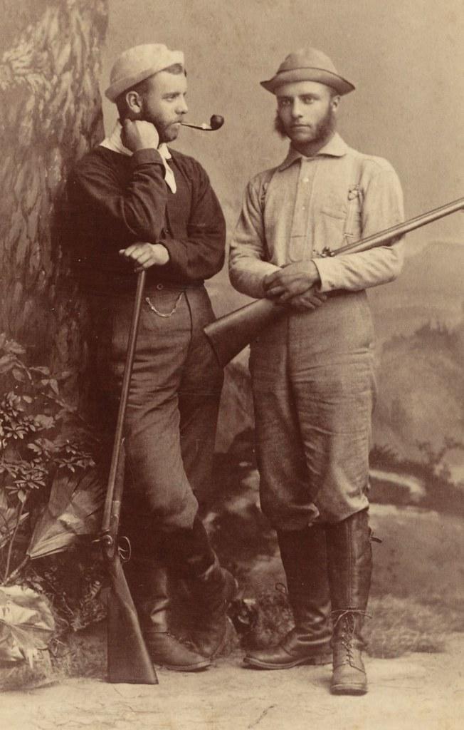 Teddie & Elliott 1880