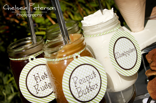 ice-cream-parlor-birthday-party-sauces