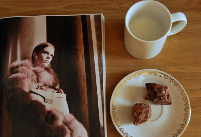 milk+gingerbread+vogue