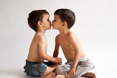 Kai+Teo (Cea tecea) Tags: love smile kiss teo siblings kai
