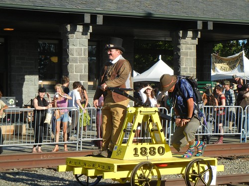 Handcar at Handcar Regatta 2011
