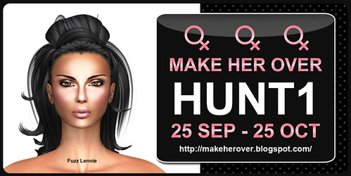 Make Her Over Hunt 1 25 Sept./25 Oct. by Cherokeeh Asteria