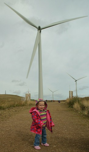 Whitelee Windfarm by PhylB